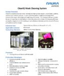 ClearIQ Mask Cleaning System