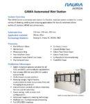 GAMA Automated Wet Station