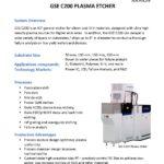 GSE C200 Plasma Etcher