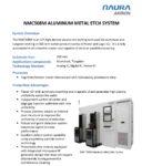 NMC508M Aluminum Metal Etch System