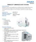 Pinnacle Carrierless Wet Station