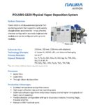 POLARIS G620 Physical Vapor Deposition System