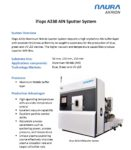 iTops A230 AlN Sputter System